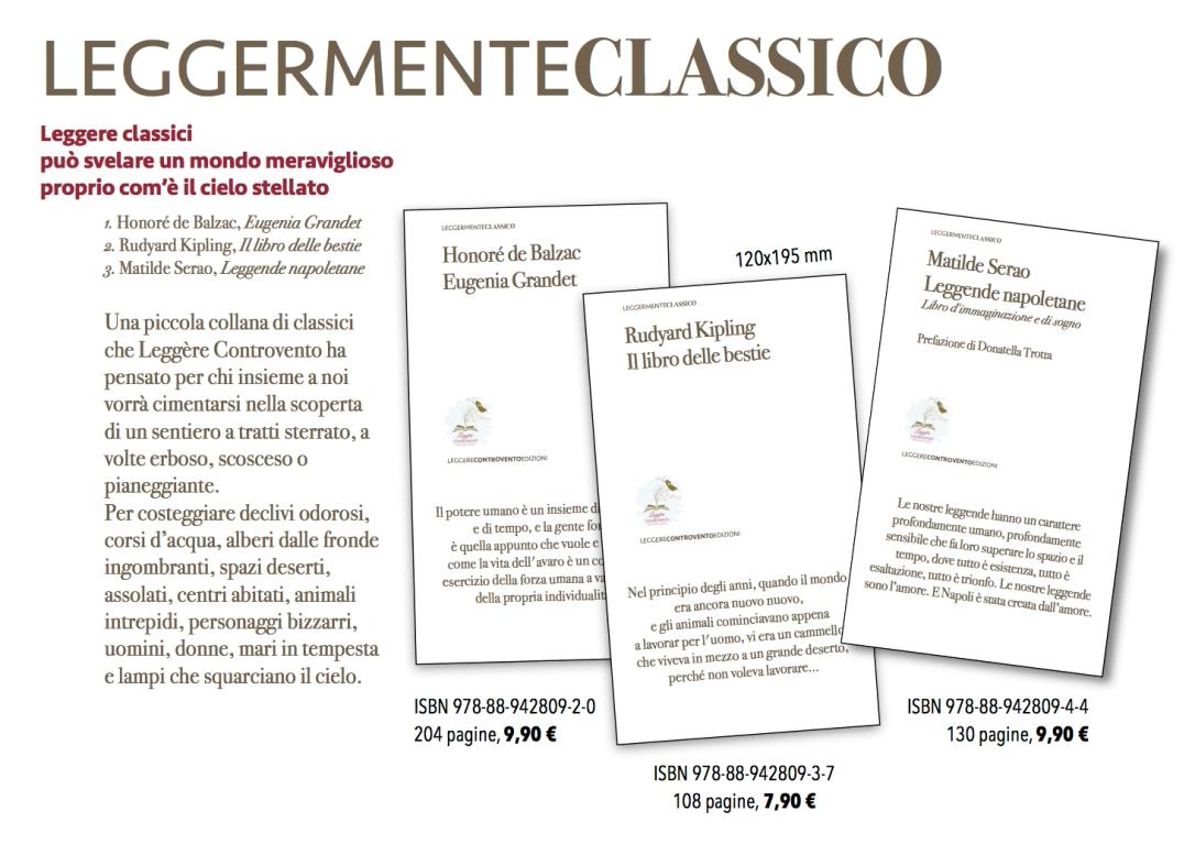 copertine LeggermenteClassico